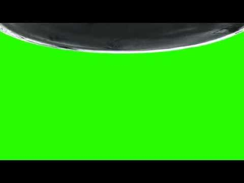 flying ufo green screen royalty free footage