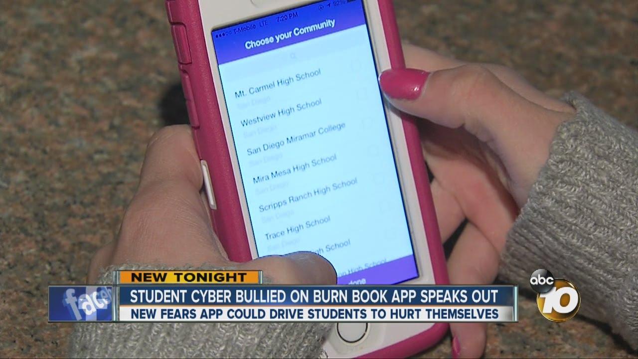 Burn Book App
