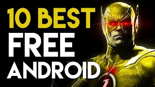 Top 10 Best Free Android Games 2017