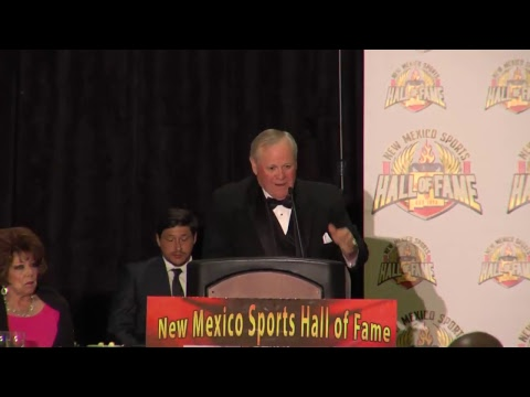 2018 New Mexico Sports Hall of Fame