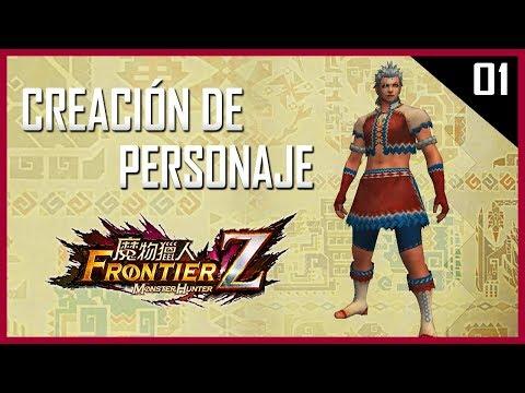 Monster Hunter Frontier Z: Creación de Personaje y Tips para iniciar en este juego | Parte 1 thumbnail