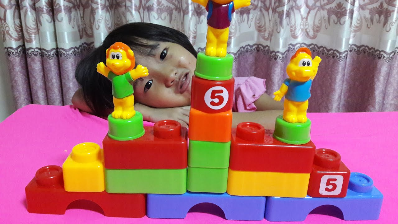 Building blocks toys for kids Children s play active smart