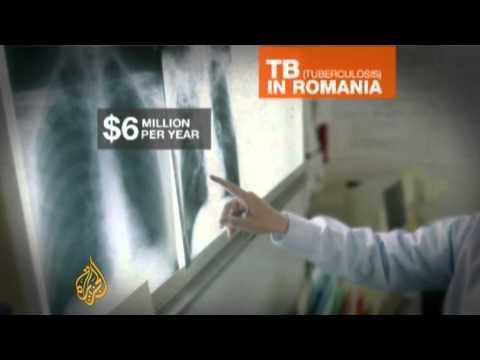 Health stigma constrains Romania TB fight