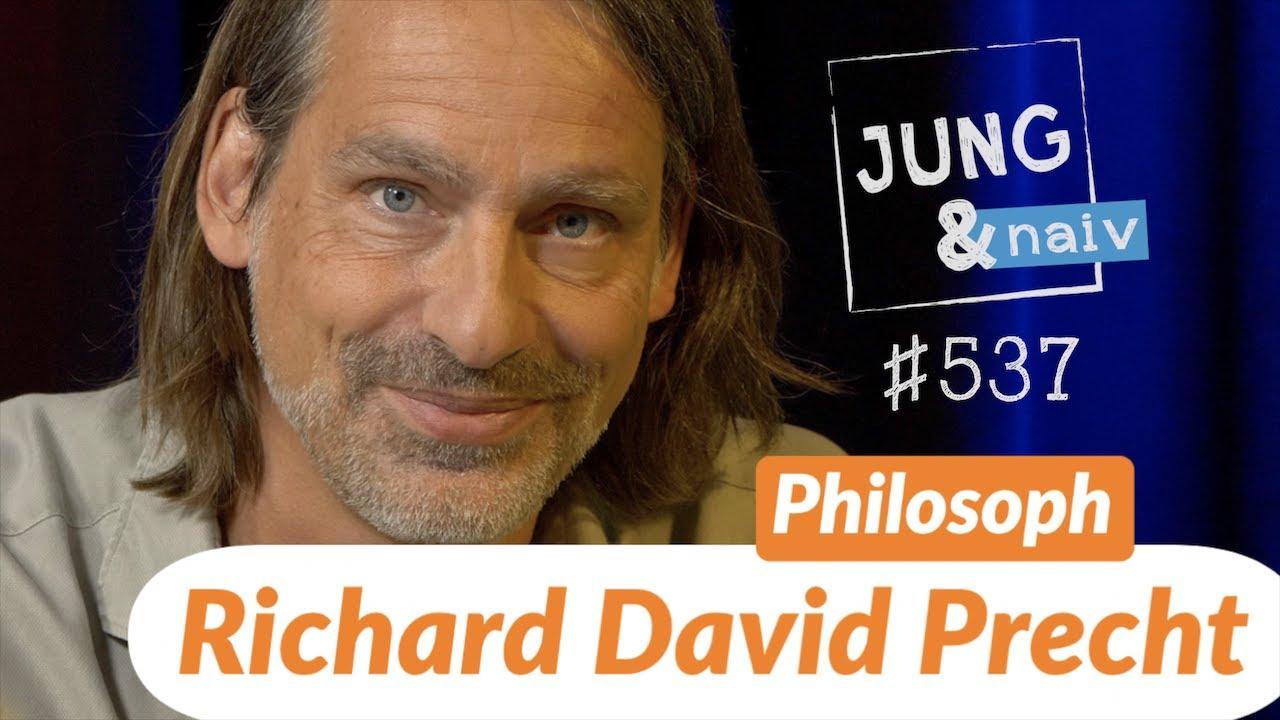 Philosoph Richard David Precht über die neue Bundesregierung - Jung & Naiv: Folge 537