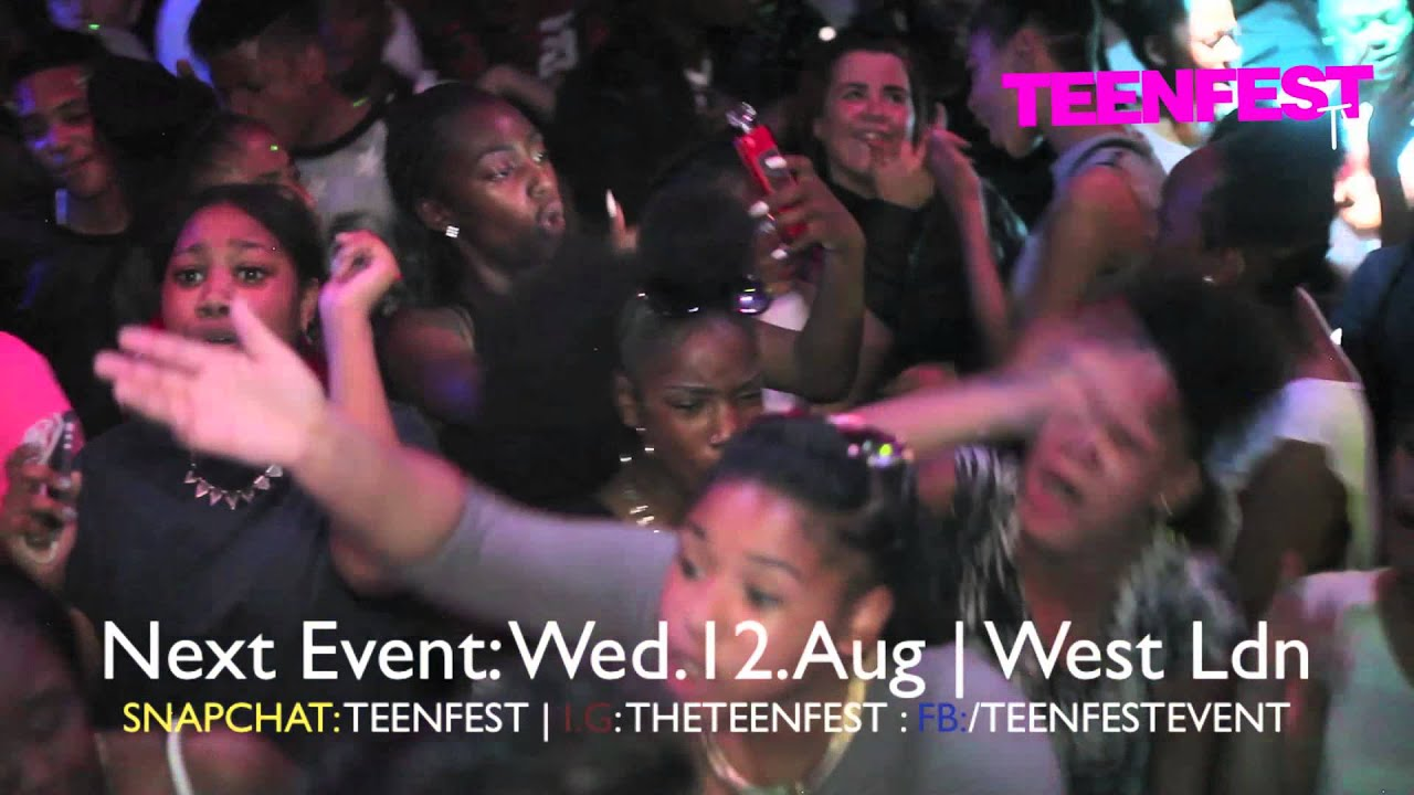 TEENFEST London - with Naira Marley | Next event: Wed.12 ...