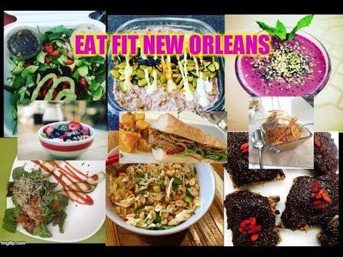 My Top 5 Healthy Restaurants in New Orleans