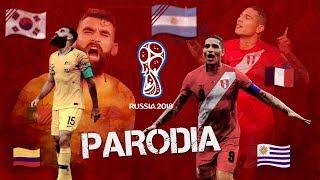 Canción Perú vs Australia 2-0 (Parodia - Te Bote ) RESUBIDO