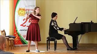 E. Magalif COLIBRI  [Arina Klimova, Flute. Grand Prix]