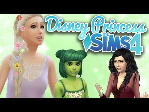 Day in the Life of Rapunzel | Ep. 27 | Sims 4 Disney Princess Challenge