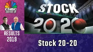 CNBC Awaaz Live Business News Channel | Stocks To Look Out For |  Stock 20-20