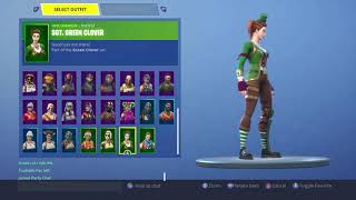 Trading/Selling my fortnite account for Black Knight or other rare skins. Comment below for info