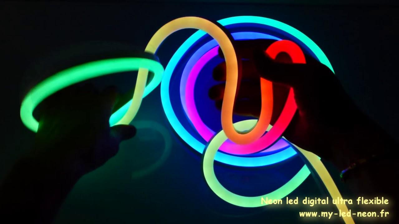 Neon De Decoration Interieur néon led flexible digital