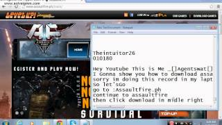 How to Download AssaultFire PH Online