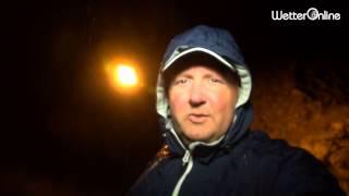 WetterOnline live: Kaltfront erreicht Alpenrand