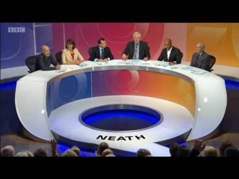 Neath, Port Talbot  Alun Cairns, Chuka Umunna, Leanne Wood AM,  Andy Parsons and Neil Hamilton AM