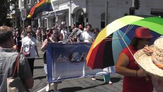 Melbourne Gay Pride March - St Kilda 2014