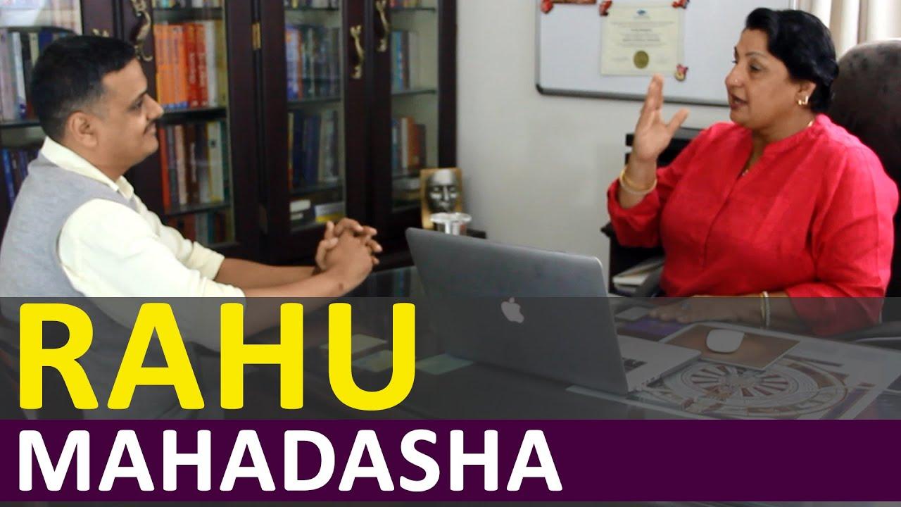 Mahadasha Of Rahu - Develop Intelligence and Focused Mind To Decipher  Illusions  Do Not Fear Rahu