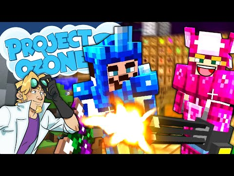 Minecraft Project Ozone 3 - DEATH MATCH #80