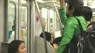 Aoi-Miyazaki _ Tokyo Metro CM-Making-1 _Do! Tokyo Heart_ Home-Door Version.wmv