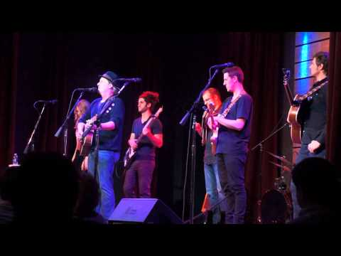 """Story of """"The Northwestern Speech"""" by Jeff Daniels from The Newsroom, LIVE, Nashville, TN"""