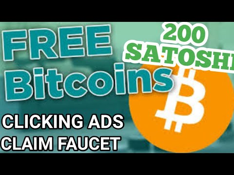 Earn Free Bitcoin Just Visiting \u0026 Clicking Ads Or Website | BitcoinClix.Net