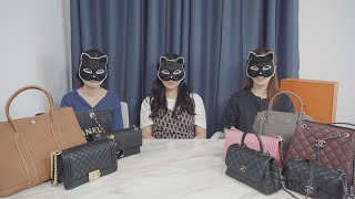 가면인터뷰 EP 01 여자들이 말하는 명품