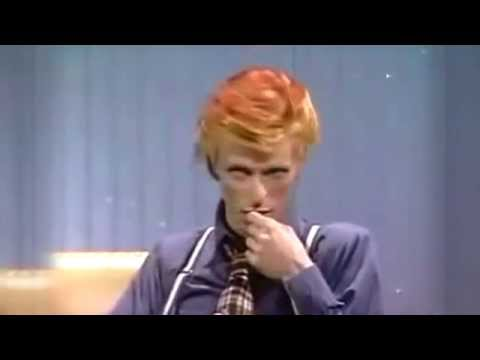 David Bowie on Cocaine (1974)