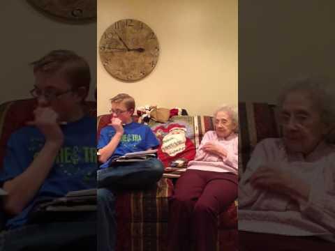 grandma dawson interview part 1