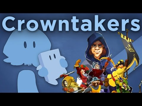 James Recommends – Crowntakers – Ever Wished King's Bounty were a Roguelike?