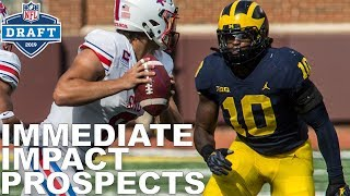 2019 Draft Prospects Who Will Make an Immediate Impact