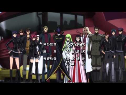 Code Geass: Lelouch of the Rebellion - Opening 1 Full [Flow - COLORS]
