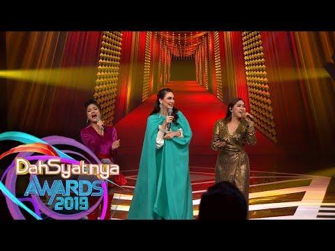 DAHSYATNYA AWARDS 2019 | Marion Jola Tata Janeta Pergi Menjauh X Sang Penggoda [28 Maret 2019]