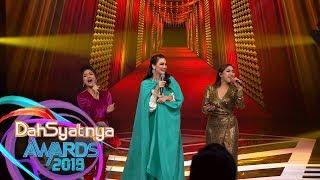 Gambar cover DAHSYATNYA AWARDS 2019 Marion Jola Tata Janeta Pergi Menjauh X Sang Penggoda 28 Maret 2019