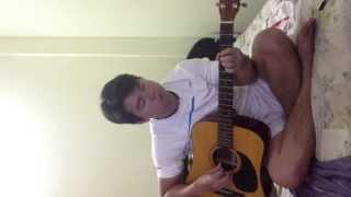 kiếp rong buồn( đan trường)- guitar cover