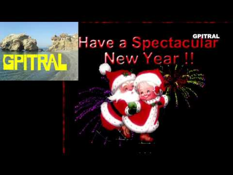 Happy New Year Καλή Χρονιά GPITRAL