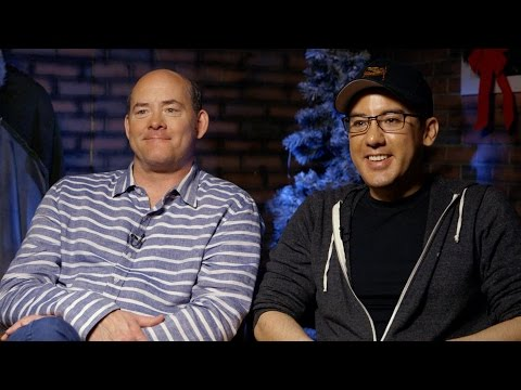 Mike Dougherty And David Koechner Turn Tradition On Its Head In 'Krampus'