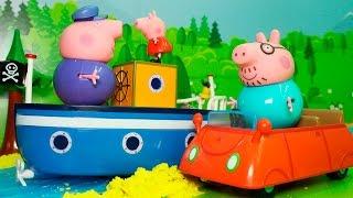 Мультики для детей - Мультфильм Свинка Пеппа новые серии - ДРУЖБА! Мультики для самых маленьких!