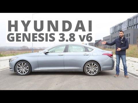 Hyundai Genesis 3.8 V6 GDi 315 KM, 2014 PL ENG test AutoCentrum.pl 152