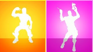 6 EMOTES that were DELETED from FORTNITE: BATTLE ROYALE...[Retrex]