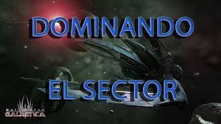 Battlestar Galactica Online Dominando el Sector