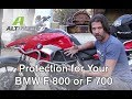 What to Consider When Purchasing Protection for Your BMW F 800 or F 700