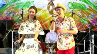 แสดงสดรำวงโฟร์เอส รำวงสระบุรี โดย ม้อส มณฑล กับ เกว เกวลี [Official MV]