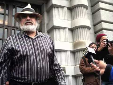 Occupy the Courts:  Ninth U.S. Circuit Court of Appeals (San Francisco)