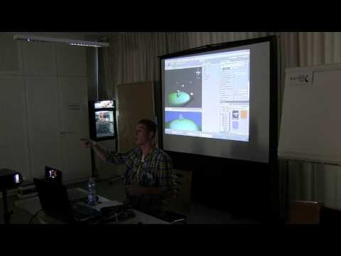 BlenderDay 2012 · Unity Engine Workshop (Beat Reichenbach)