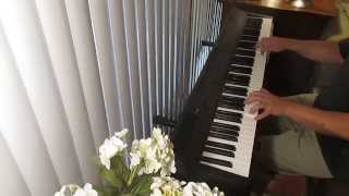 Looking Up Elton John Wonderful Crazy Night piano cover by Manny Sousa