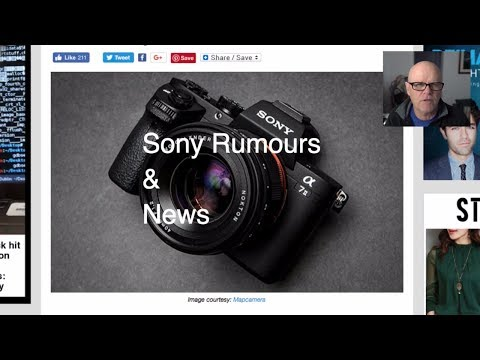 Sony Rumours & News, Voigtlander 40mm f1.2, Crop v Full frame, Sony 20mm 2.8, Ira Black Sony,