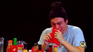 Hot Ones GONE WRONG MOMENTS | COMPILATION