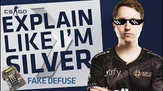 Explain Like I'm Silver - Fake Defuse ft. GeT_RiGhT thumbnail