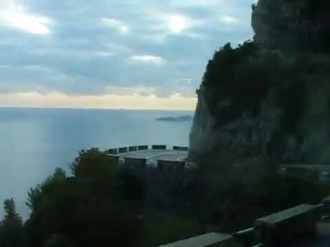 Amalfi Coast Italy -  Overlooking the Tyrrhenian Sea
