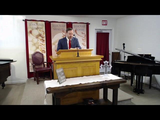 4/15/2021 - Thursday Bible Study